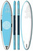"""Starboard Yoga Crossover Inflatable Sup 11'2"""" X 32"""" X 6"""""""